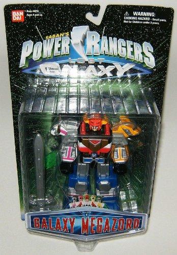 Power Rangers Lost Galaxy Megazord 5 1/2