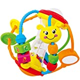 Early Education 6 Month Old Baby Toy Activity Rattles Ball Toy For Children & Kids Boys and Girls