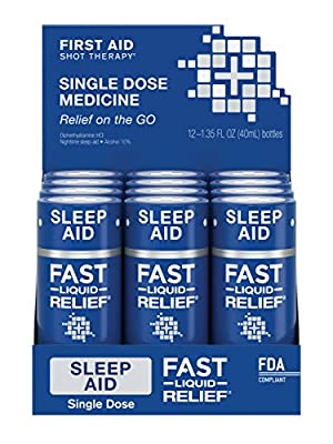 Doctor-Created Sleep Aid Specifically Designed to Help Relieve Sleeplessness and Reduce Time to Fall Asleep