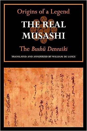 Amazon the real musashi the bushudenraiki origins of a legend the real musashi the bushudenraiki origins of a legend 1st edition fandeluxe Images