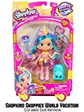 Review: Shopkins Shoppies World Vacation Coralee Doll Review