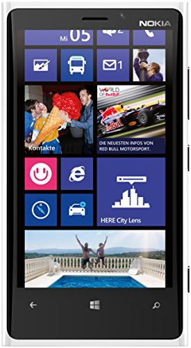 Nokia Lumia 920 32GB Unlocked GSM Windows 8 Smartphone w/Carl-Zeiss Optics Camera - White