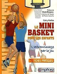 Le minibasket pour les enfants : L'apprentissage par le jeu