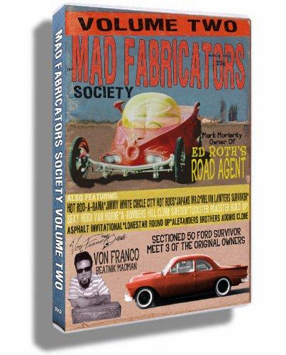 Mad Fabricators Society, Vol. 2 - Mad Fabricators Society