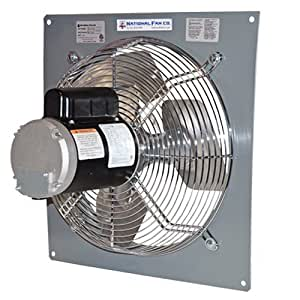 Canarm Explosion Proof Single Speed Exhaust Panel Fan