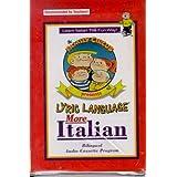 Lyric Language Audio Italian/English Series 2
