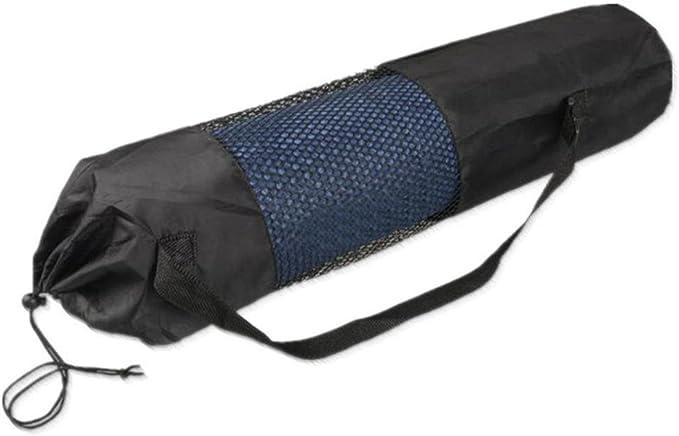 Freshzone Portable Yoga Mat Bag Nylon Carrier Washable Adjustable Strap Carry