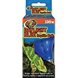 Zoo Med Daylight Blue Incandescent Reptile Bulb, 100-Watt