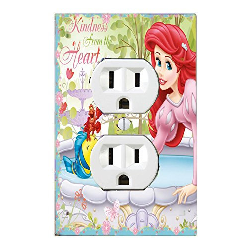 little mermaid wall cover - 2