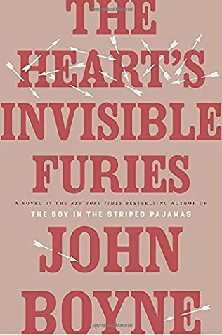 book cover of The Heart\'s Invisible Furies