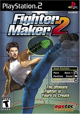 Buy Fighter Maker 2 - PlayStation 2 Online at Low Prices in India