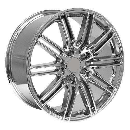 21 Inch Porsche Cayenne Panamera Chrome Factory Replica Wheels Rims