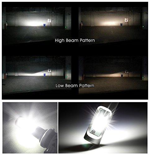 Vk G8 H7 12000lm Led Headlight Conversion Kit Low Beam