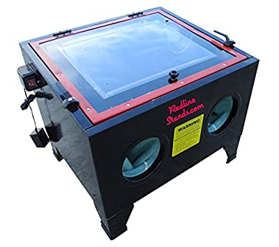 Redline RE26 Benchtop Sand Glass Media Bead Blasting Cabinet