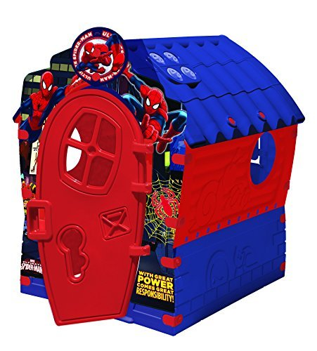 Spiderman Playhouse (Red/Blue) by Palplay