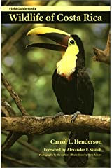 Field Guide to the Wildlife of Costa Rica (Corrie Herring Hooks) Paperback