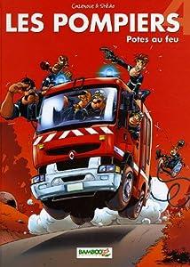 """Afficher """"(Les )pompiers n° 4 Potes au feu"""""""