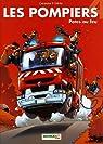 Les Pompiers, Tome 4 : Potes au feu par Cazenove