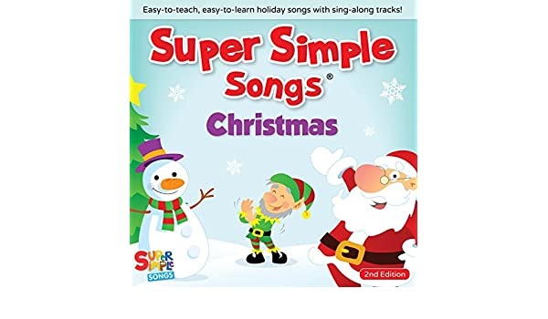 super simple songs christmas by super simple songs on amazon music amazoncom - Super Simple Songs Christmas