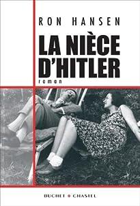 vignette de 'La nièce d'Hitler (Ron Hansen)'