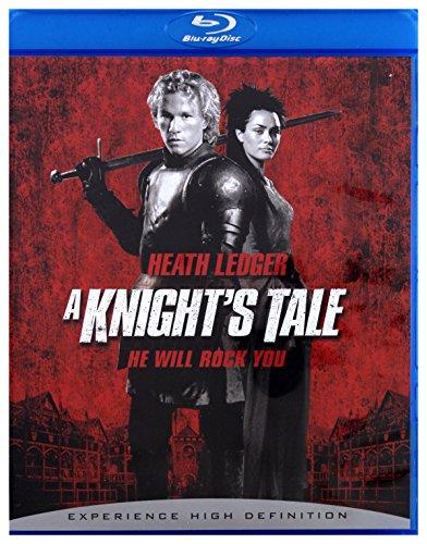 A Knight's Tale [Region Free] (English audio. English subtitles)
