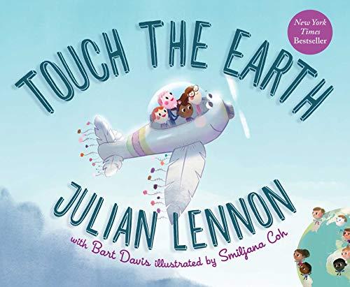 Touch the Earth (Julian Lennon White Feather Flier ()