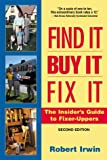 Find It, Buy It, Fix It, Robert Irwin, 0793139023