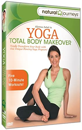 Yoga Total Body Makeover [Reino Unido] [DVD]: Amazon.es ...