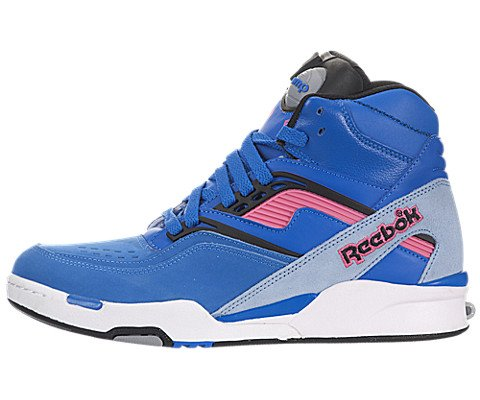 Reebok Twilight Zone Pump Mens in Blue/Pearl by, 8