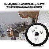 Romerofs Cámara VR inalámbrica HD 360 Grados de Alta definición cámara de visión de Audio de Dos vías