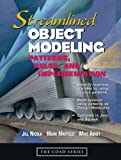 img - for Streamlined Object Modeling: Patterns, Rules, and Implementation book / textbook / text book