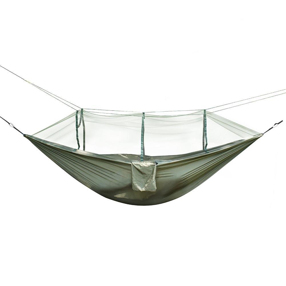 Seawang Outdoor Campeggio zanzariera in Nylon Amaca appesa Letto Sleeping Swing