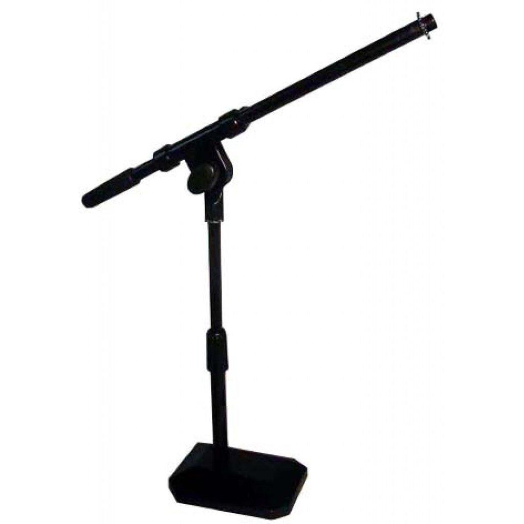 Rocket Music MICB02BK - Pie para micrófono, soporte de mesa con ...