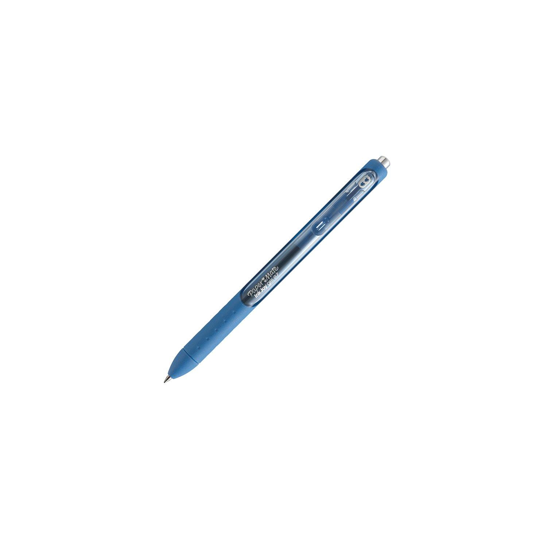 Paper Mate InkJoy Stylo /à encre gel Pointe moyenne 0,7 mm Bleu 24 pi/èces