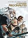 Les derniers argonautes Tome 1 : Le Silence des dieux par Djian