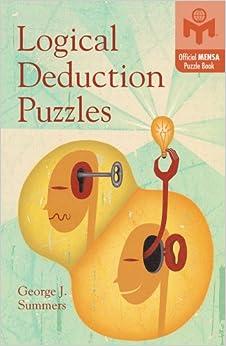 Logical Deduction Puzzles price comparison at Flipkart, Amazon, Crossword, Uread, Bookadda, Landmark, Homeshop18