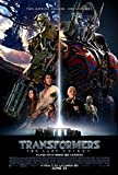 #4: Transformers: Last Knight ~ 27x40 Double-sided Final Movie Poster