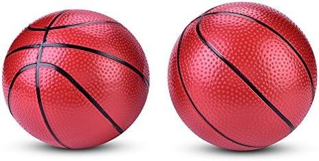 Baloncesto Inflable para Niños Adolescentes Juego Bolas de Deporte ...