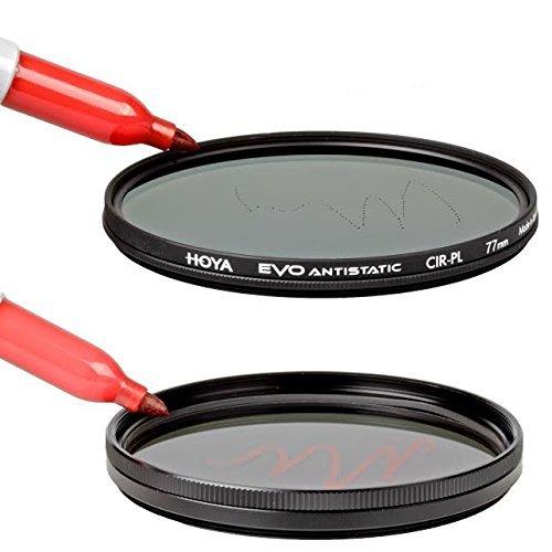 Hoya 72mm EVO Antistatic Circular Polarizer Filter
