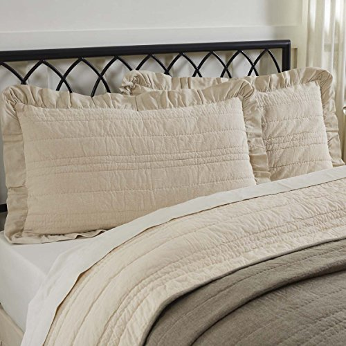 ural Luxury Sham 21x37 Farmhouse Style (King Farm)
