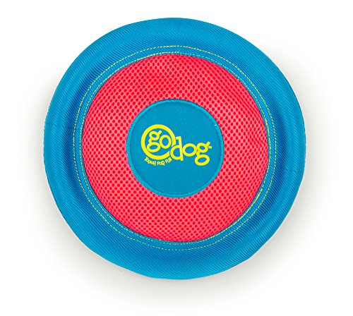 goDog Retrieval Ultimate Disc with Chew Guard Technology, Small