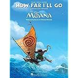 SheetMusic How Far I'll Go (from Moana)(PVG) - Alessia Cara
