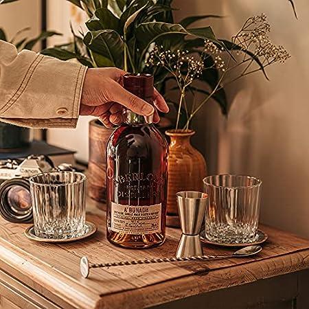Aberlour A'Bunadh Cask Highland Single Malt Scotch Whisky, 70 cl, (los números de lote pueden variar)