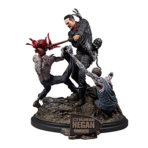 alking Dead Limited Edition Negan Resin Statue, Multi ()