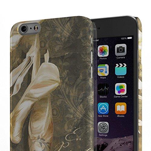 Koveru Back Cover Case for Apple iPhone 6 Plus - Ballerina Slippers
