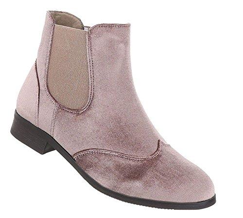 Schuhcity24 Damen Schuhe Stiefeletten Rt0PxlRvo2