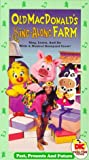 Old Macdonald's Sing Along Farm: Past Future [VHS]