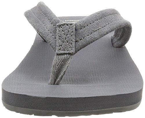 Volcom Grey Flip Light Victoria Flop Sandal Women's RFrfRqwA