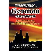 Essential German Grammar (Dover Language Guides Essential Grammar) (English Edition)