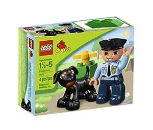 Lego Legoville Policeman 5678